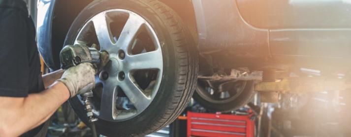 Montage pneu Antony